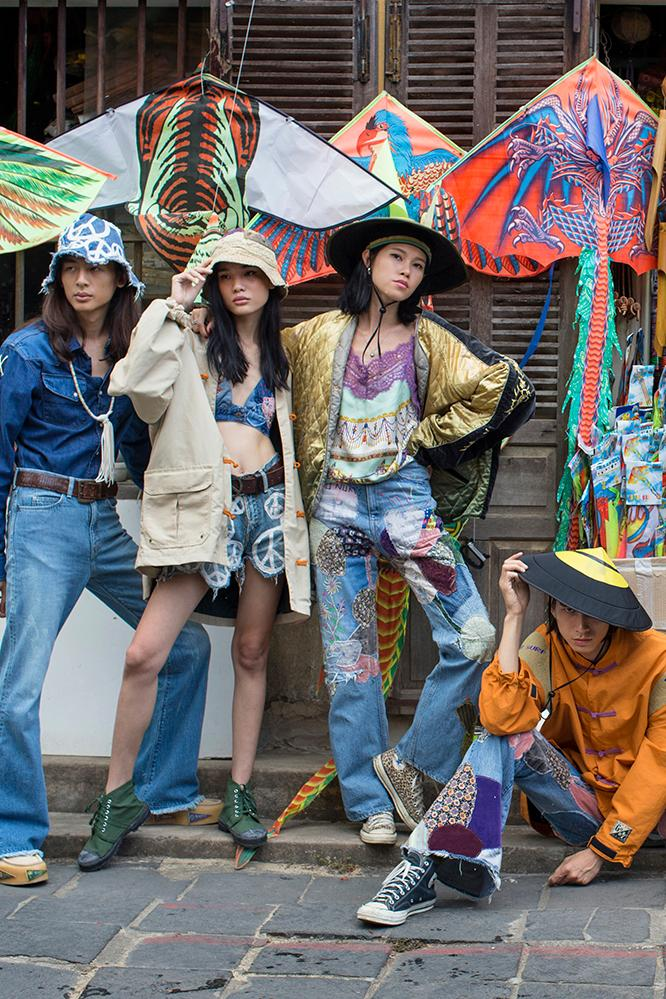 KAPITAL 2020 春夏系列 Lookbook 正式發佈