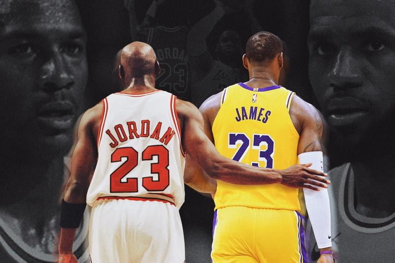 比肩 Michael Jordan,LeBron James 如何让「GOAT」的定义进化?