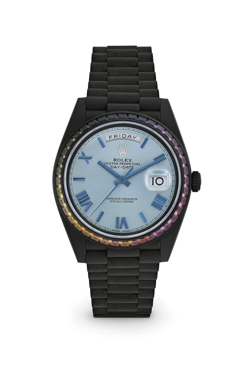 定制的獨特-MAD Paris 推出兩款全新 Rolex 客製新腕錶