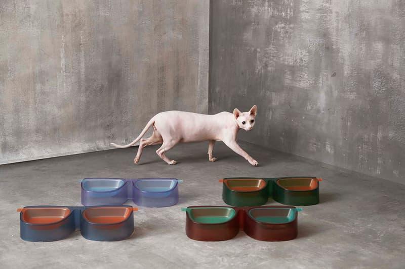 Maogoublue 全新「HEICHAO」系列猫狗喂食碗