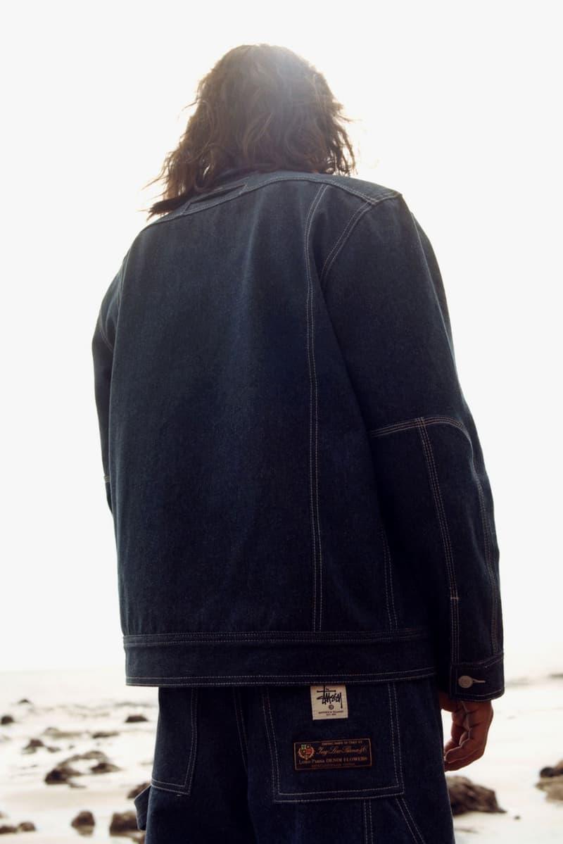 Matthew M. Williams x Stüssy 全新秋季丹寧聯名系列正式公開