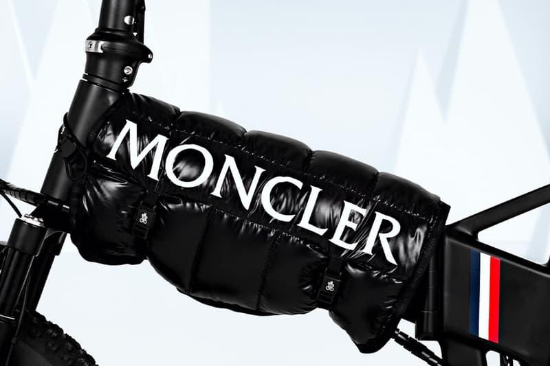 Moncler Genius x MATE 全新聯乘 eBike 系列發佈