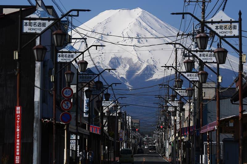 首次封山 - 日本「聖岳」富士山登山步道全數禁止通行