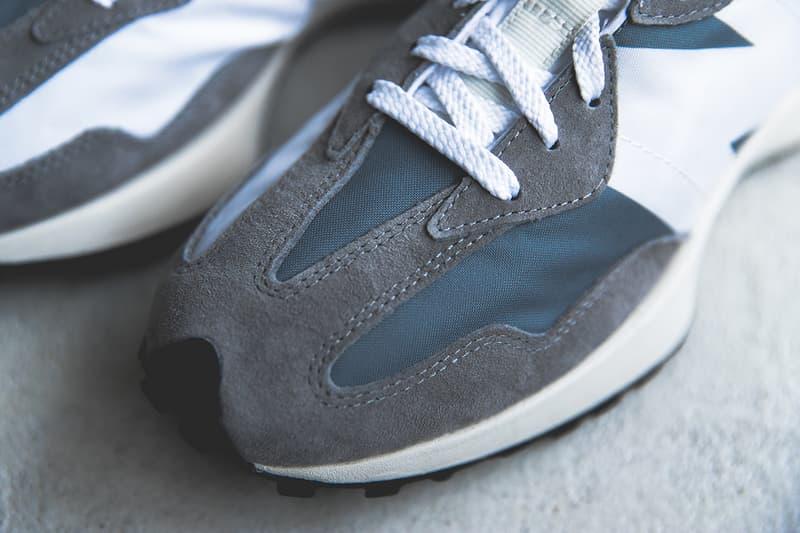 近賞 New Balance 全新話題鞋款 327
