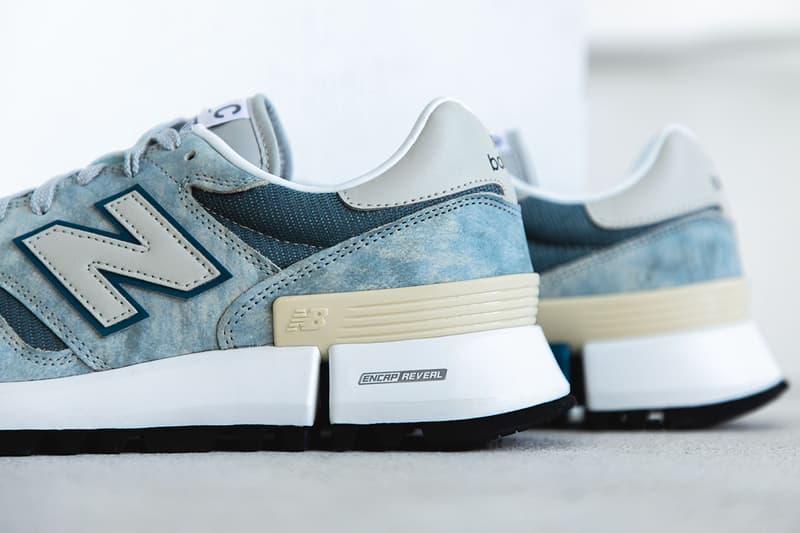 New Balance Tokyo Design Studio 釋出全新大理石藍調 RC_1300 鞋款