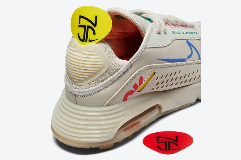 Neymar x Nike Air Max 2090 全新聯乘系列鞋款發佈