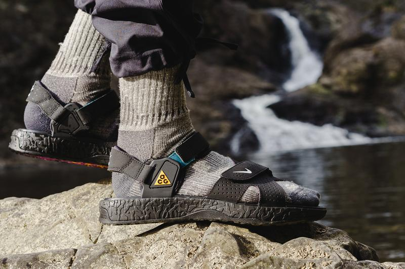 戶外浪人-Nike ACG 系列全新 Air Deschutz 鞋款近賞