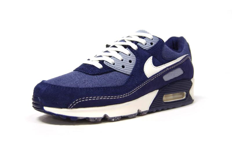 丹寧元素-Nike Air Max 90「Diffused Blue」配色鞋款登場