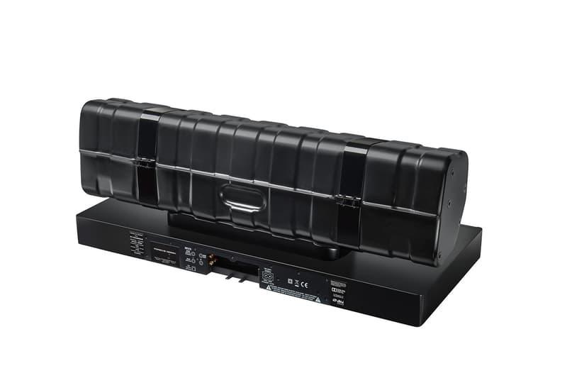 Porsche Design 推出排氣系統樣式 Soundbar 全黑限量版