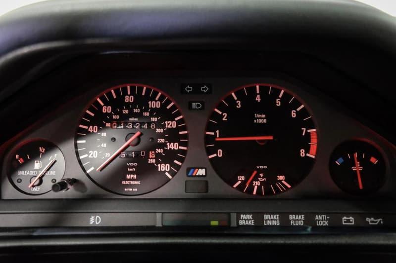Paul Walker 的 1991 年 BMW M3 E30 以 15 萬美元成交
