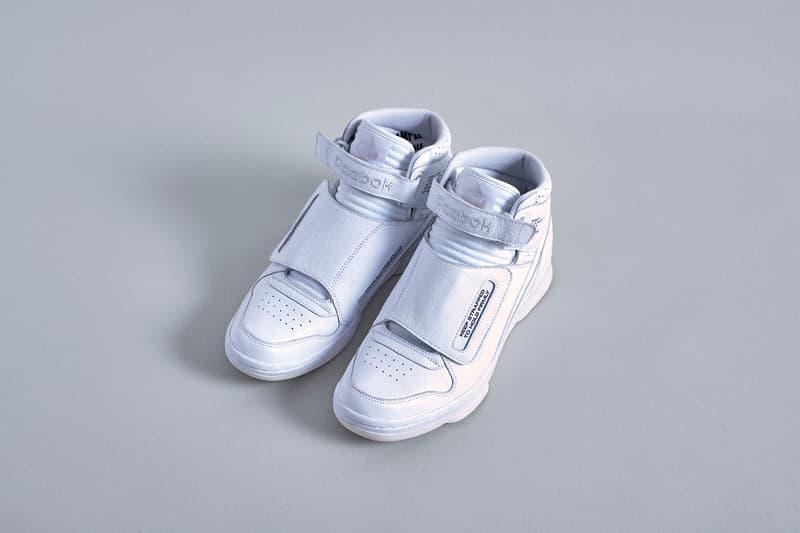 REEBOK 携手 MountainResearch 打造全新 Stomper 联名鞋款