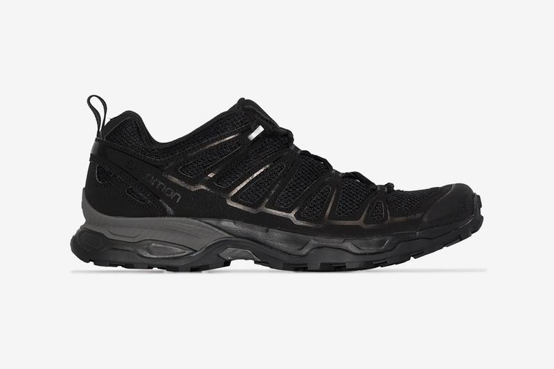 Salomon 推出 S/Lab X Ultra ADV 全黑配色鞋款