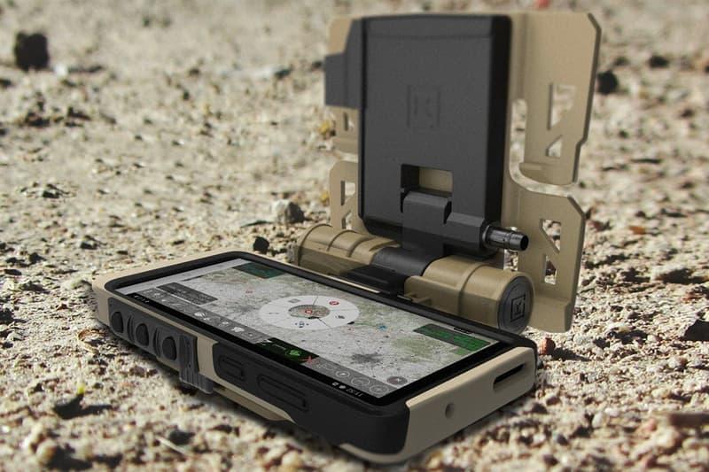 Samsung 推出軍用規格 Tactical Galaxy S20