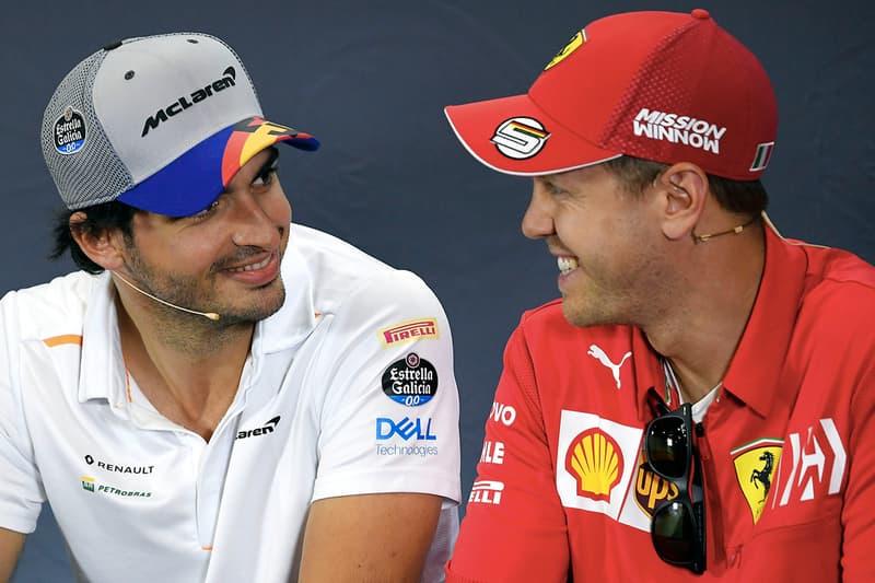 乾坤大挪移-Carlos Sainz Jr. 將在 2021 年加入 Ferrari 車隊