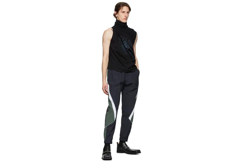 運動時裝 - Martine Rose 推出全新合身尼龍運動褲