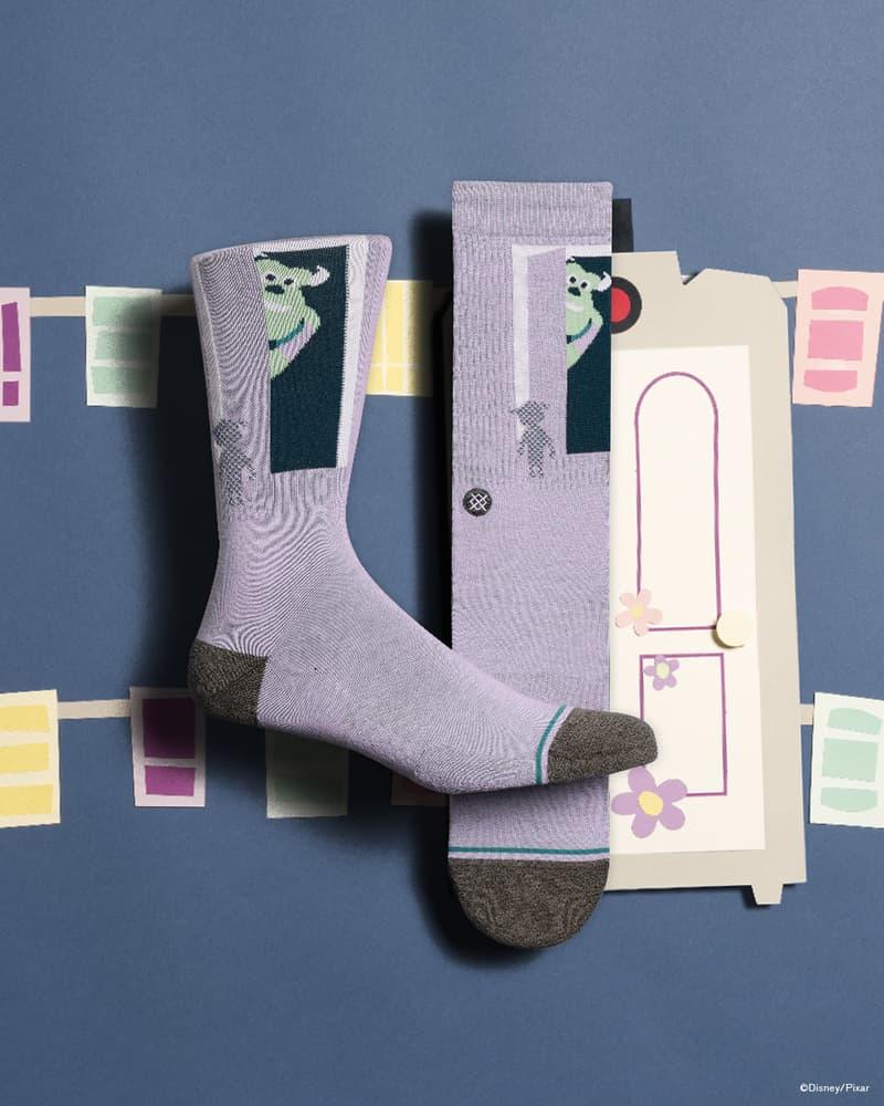 STANCE 与 PIXAR 推出全新联名袜款系列