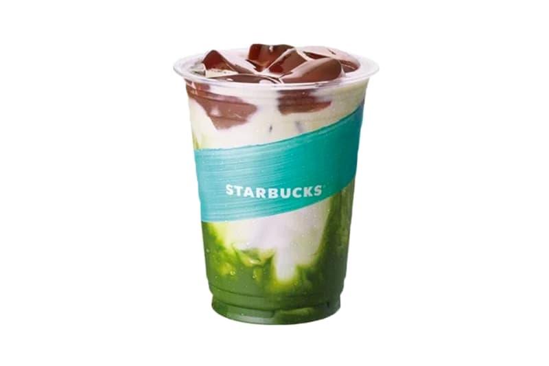 極致夢幻 - 台灣 Starbucks 推出全新「魔幻美人魚」 Frappuccino