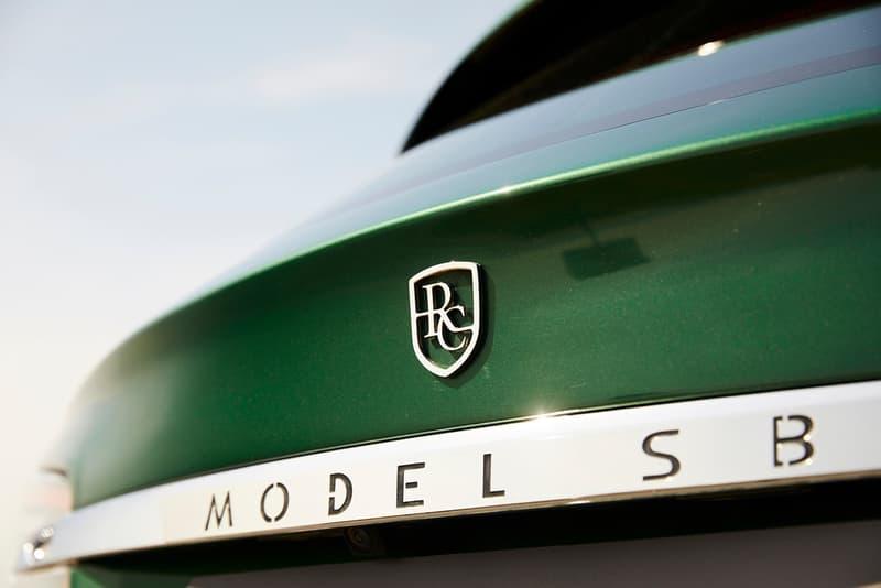 荷蘭車廠打造 Tesla Model S 全新 Shooting Brake 改裝車型