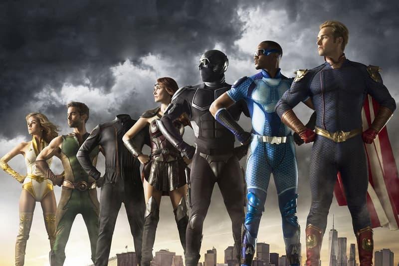 《The Boys 黑袍糾察隊》主創透露第二季即將殺青,上線日期準備公開!