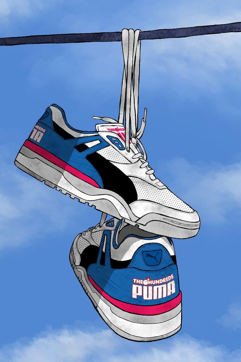 90 年代高中生文化!The Hundreds x PUMA 最新聯名系列「Cliques」正式發佈