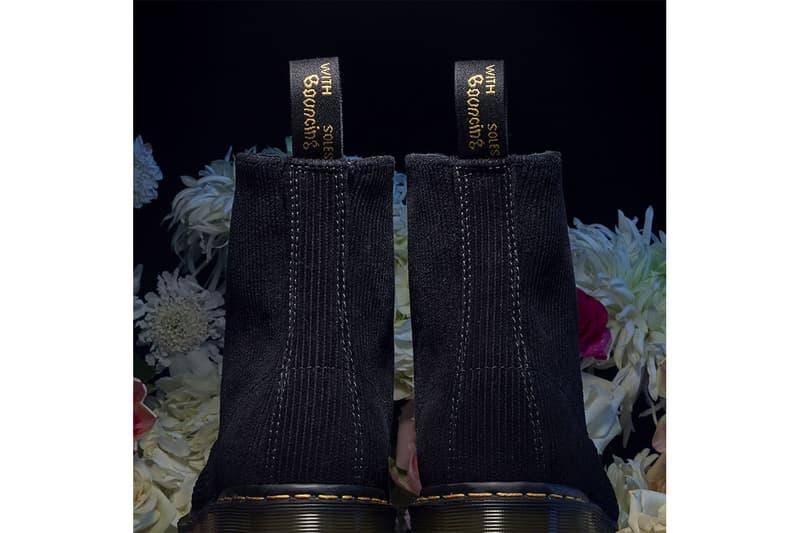 UNDERCOVER x Dr. Martens 全新聯乘「1460 Remastered」別注靴款發佈