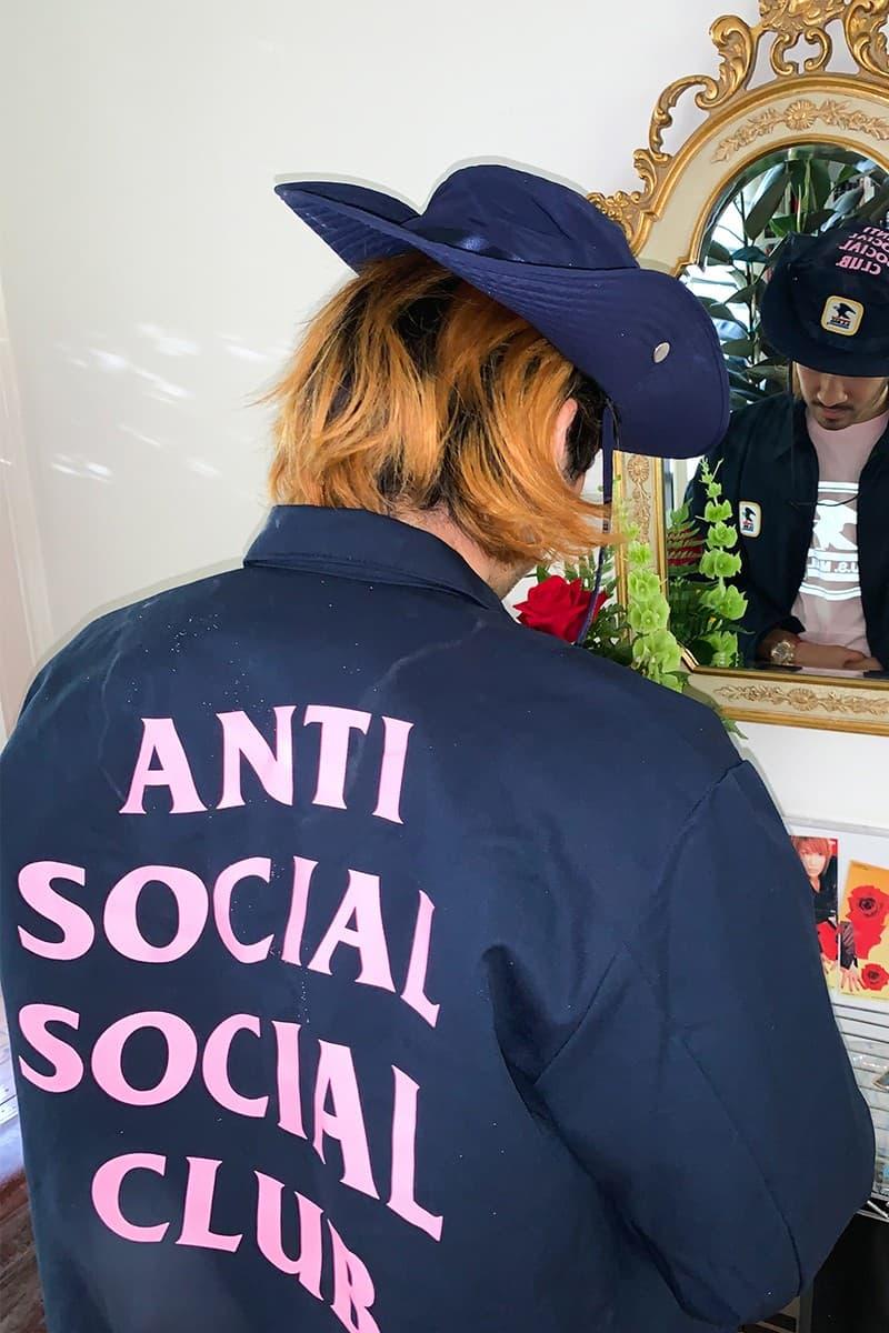 Anti Social Social Club x USPS 最新聯名別注系列正式登場