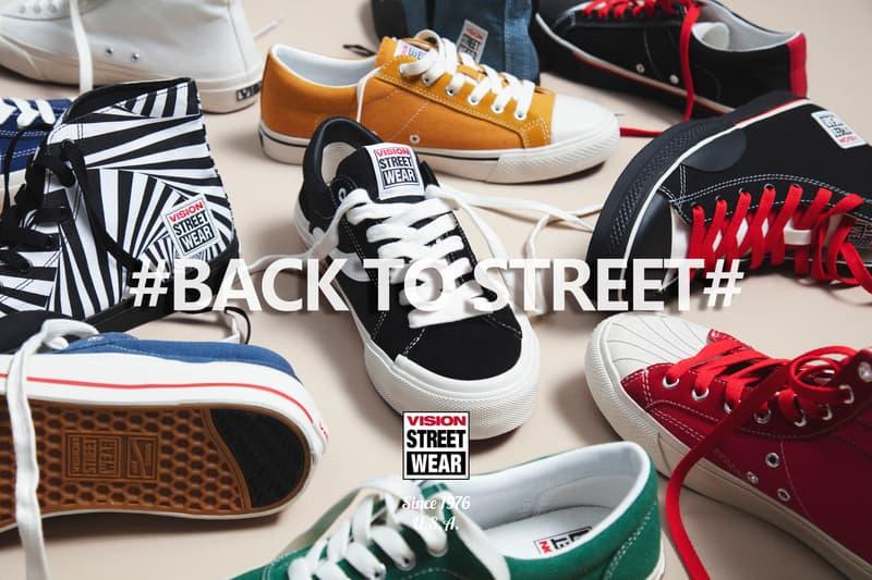 Vision Street Wear 经典复刻系列鞋款即将发售
