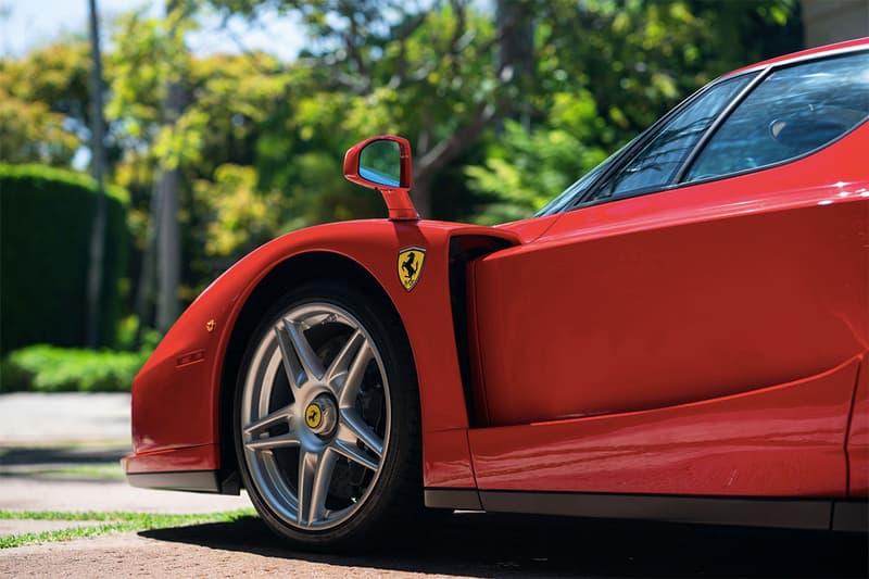 2003 Ferrari Enzo 刷新網上成交最高紀錄