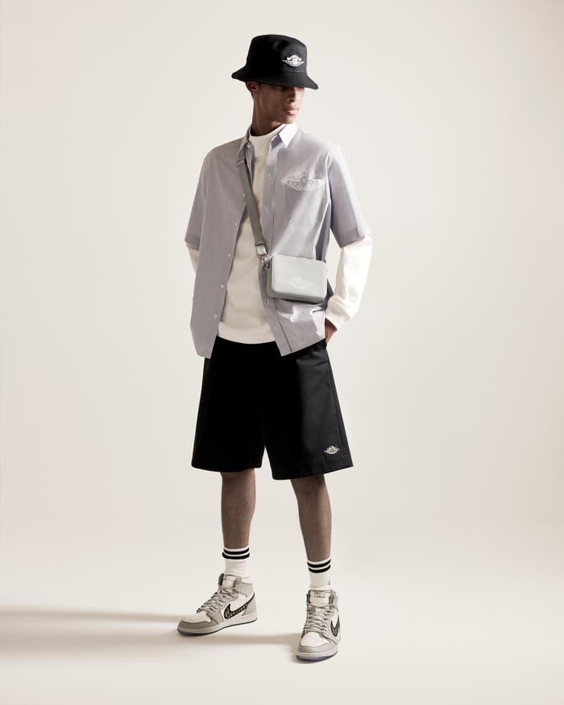 Dior x Jordan Brand「AIR DIOR」鞋款系列登記渠道正式開啟