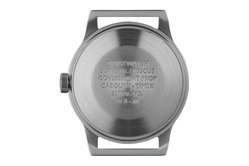 Nigel Cabourn x Timex 推出全新「Survival Watch」軍錶