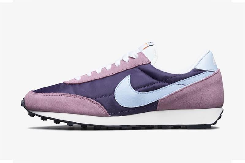 Nike Daybreak 推出復古感紫調配色