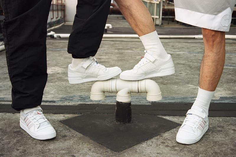 adidas Originals 发布 2020 复古国潮新系列
