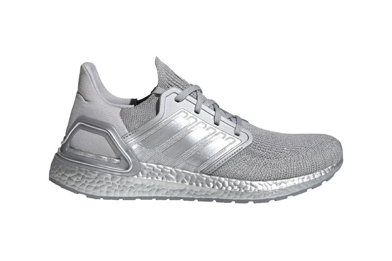 adidas UltraBOOST 20 最新配色「Silver Metallic」發佈