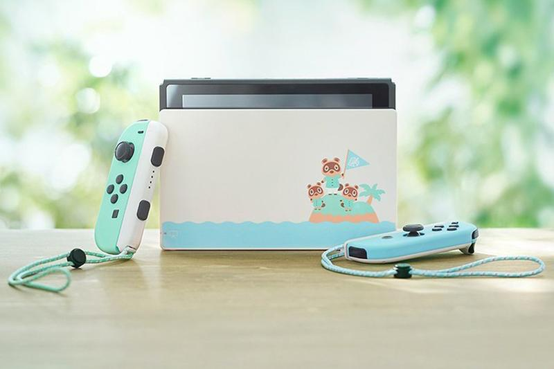 Nintendo Switch《集合啦!動物森友會》同捆主機再次開放入手