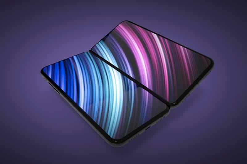 消息稱 Apple 正在開發「雙屏幕折疊式 iPhone」最新專利設計