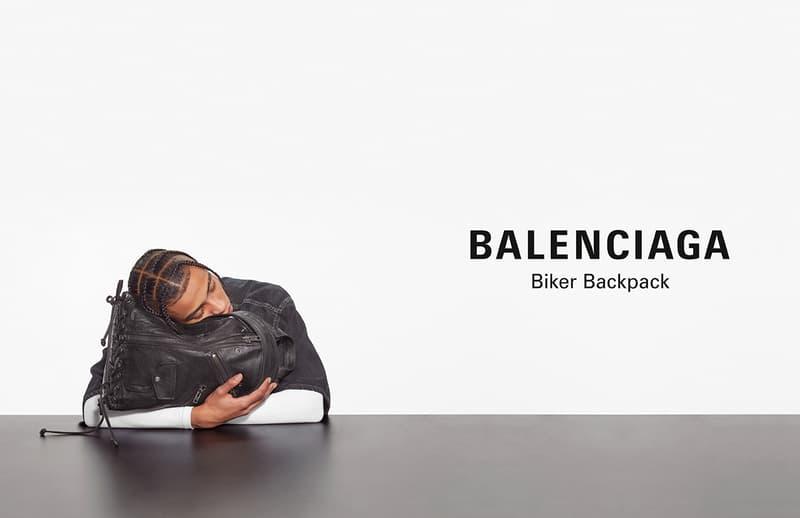 BALENCIAGA 2020 秋季系列廣告大片正式發佈