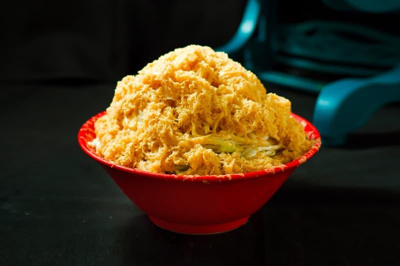 拉麵名店 BANKARA 推出「拉麵口味」期間限定刨冰