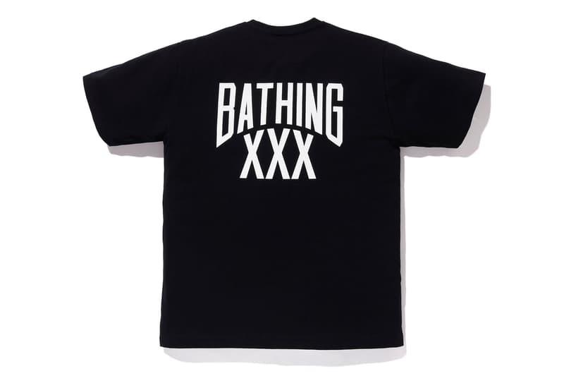 A BATHING APE® x GOD SELECTION XXX 聯乘系列再次上架
