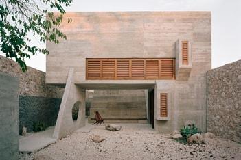 Picture of 走進「瑪雅古文明」風格現代住宅:Casa Mérida