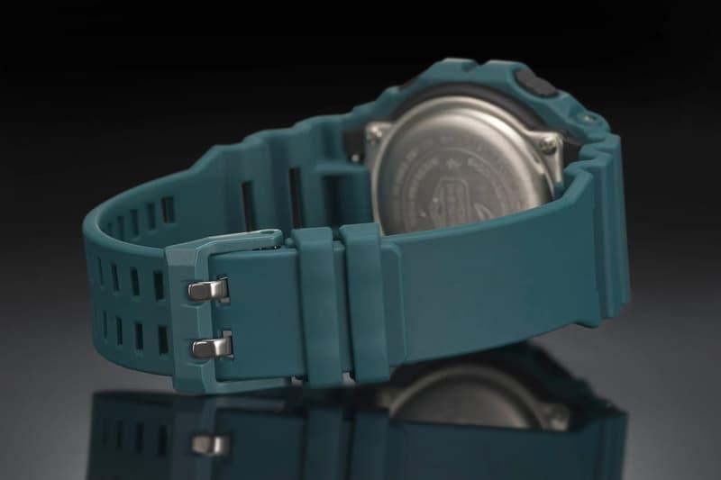 G-Shock 全新 G-Lide GBX100 系列腕錶發佈