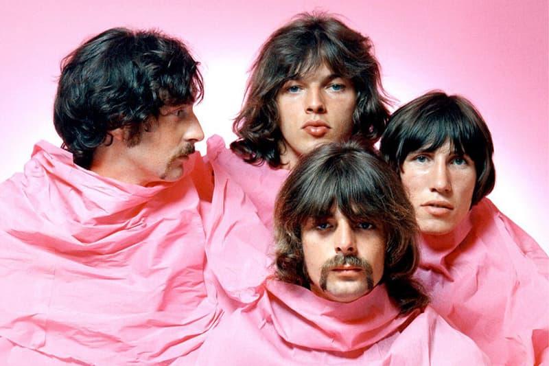 为流行文化开启迷幻世界大门的 Pink Floyd | Cover Art