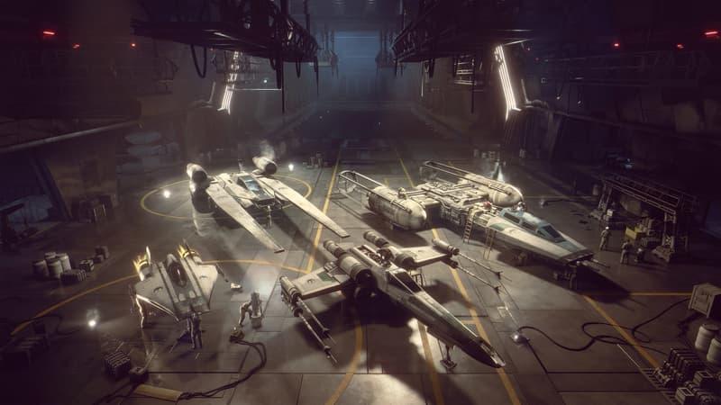 《Star Wars: Squadrons》全新遊戲宣傳預告正式發佈