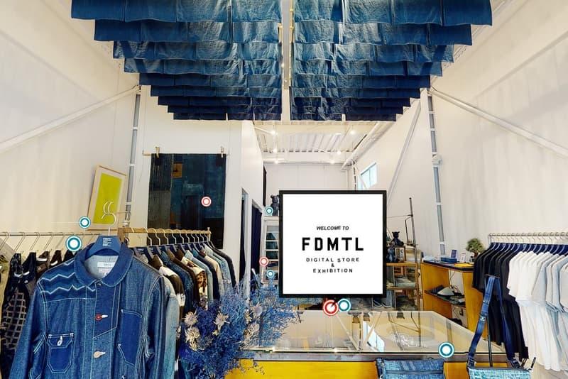 FDMTL 開放數碼商店及展覽線上體驗
