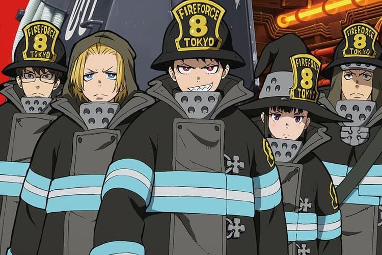 《炎炎消防隊 Fire Force》動畫系列全新第二季預告發佈