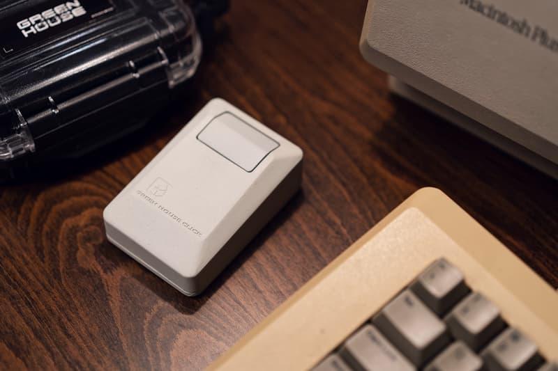 GREEN HOUSE 推出「Click」无线鼠标