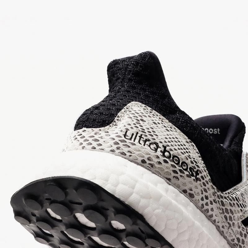 adidas 經典 UltraBOOST 鞋款推出全新「Snakeskin」配色