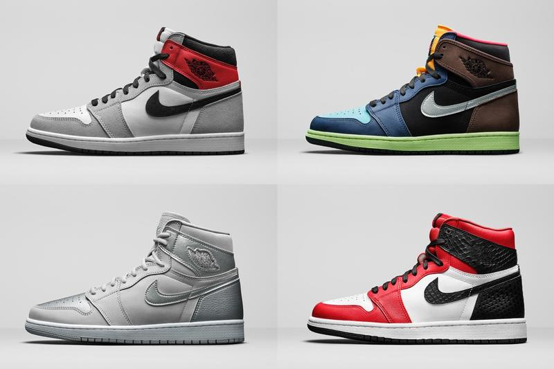 Jordan Brand 正式發佈秋季度復刻鞋款系列