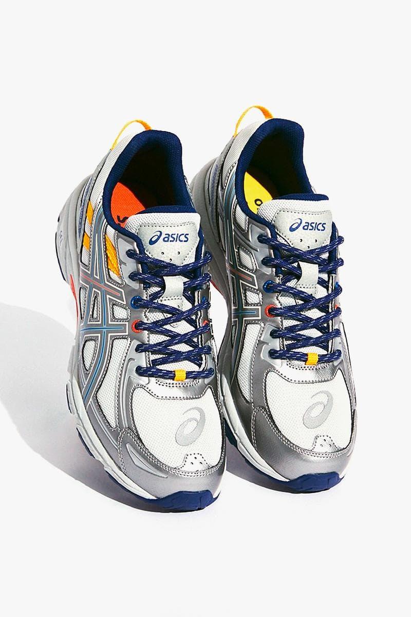 IAB-Studio x ASICS 打造未來感別注 GEL-Venture 6 鞋款