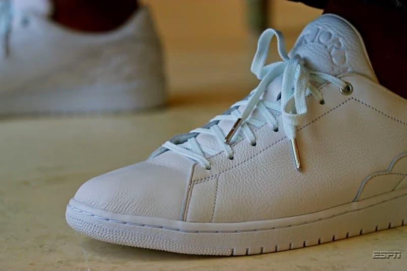 消息透露 Jordan Brand 將迎來三色「Centre Court」神秘鞋款