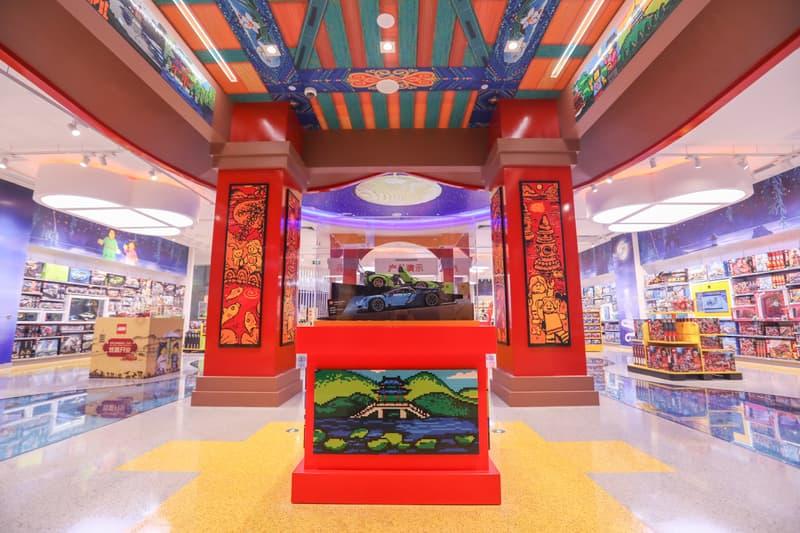 LEGO® 品牌杭州旗舰店开业